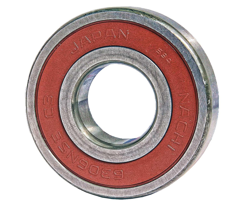 6306-2NSE Nachi Bearing 30x72x19 Sealed C3 Japan Ball Bearings VXB