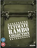 Rambo 1-4 [Edizione: Regno Unito] [Italia]