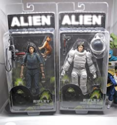 "Amazon.com: NECA Aliens Series 4 Ripley 7"" Action Figure"