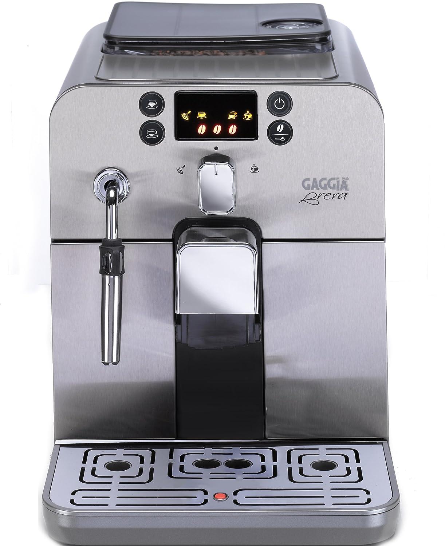 espresso machine with coffee bean grinder