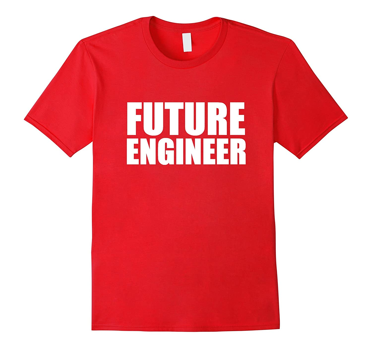 Future Engineer T-shirt College Graduate Graduation Gift-Vaci