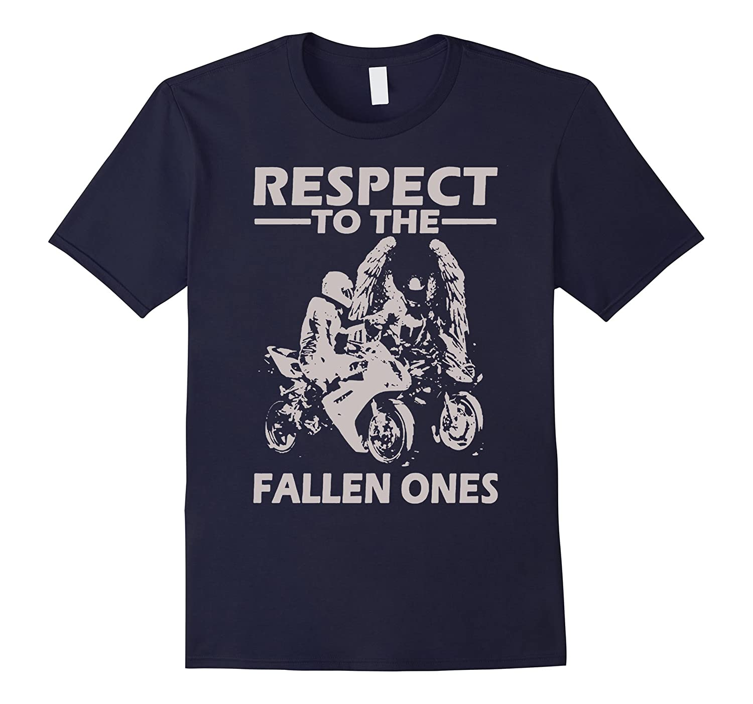 Respect To The Fallen Ones TShirts - Hight Quality-RT