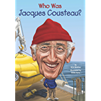Who Was Jacques Cousteau? (Who Was?) (English Edition)