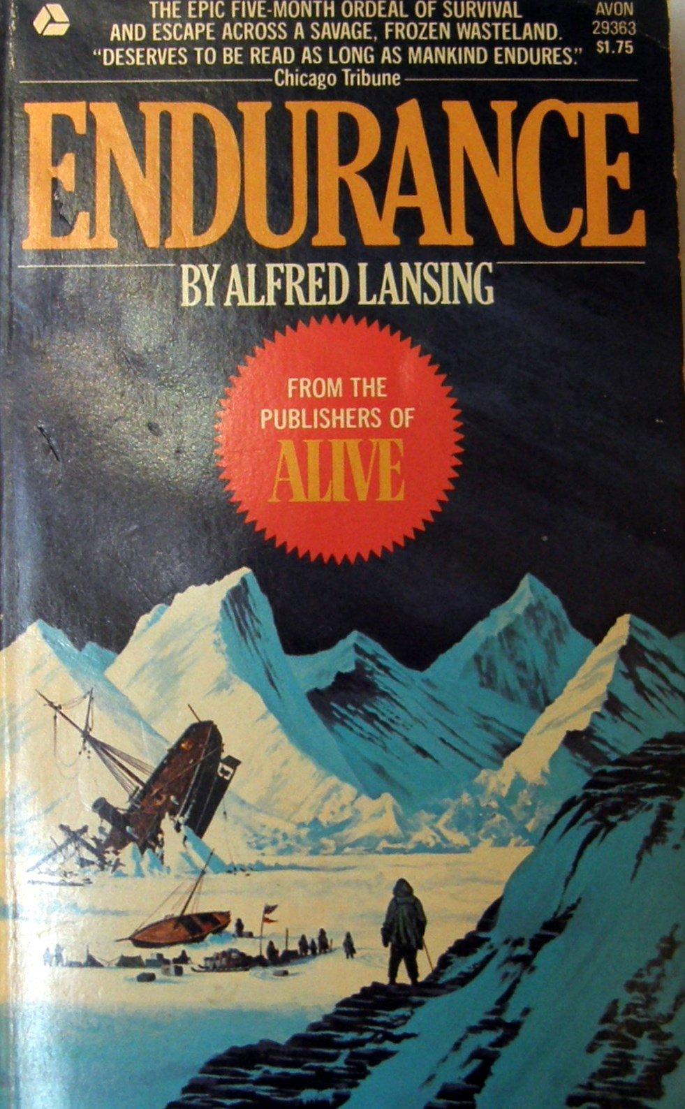 Endurance Alfred Lansing product image