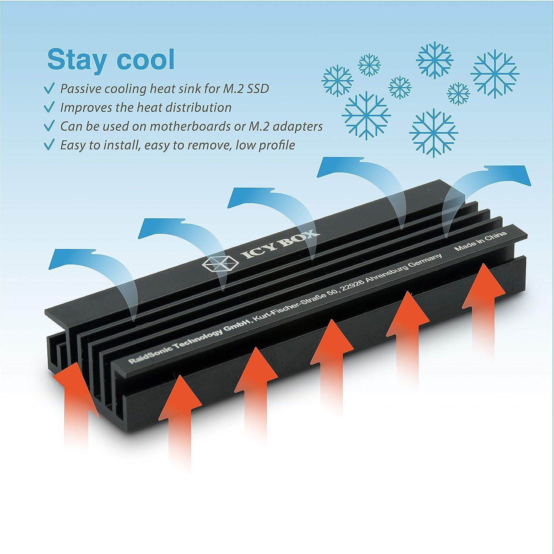 SSD Kühlkörper