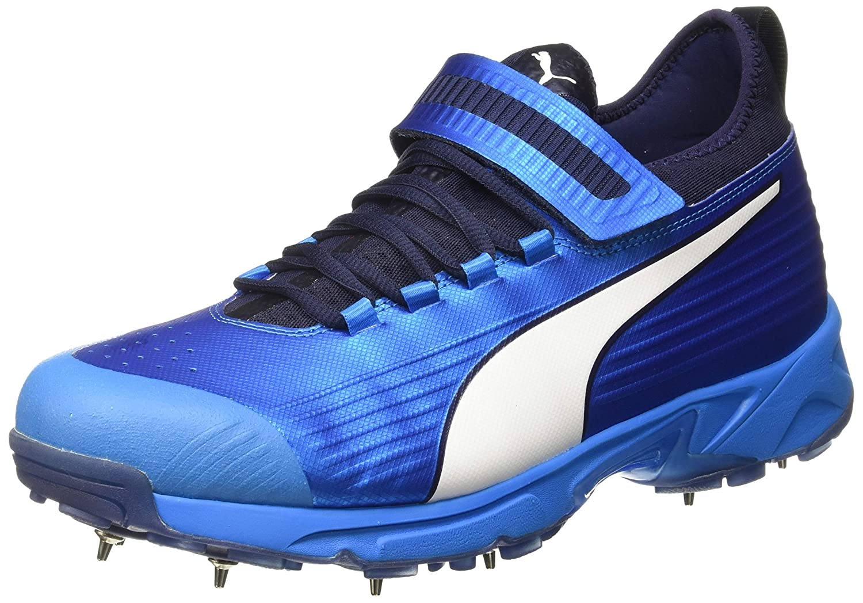 19.1 Bowling Bleu Azur Cricket Shoes