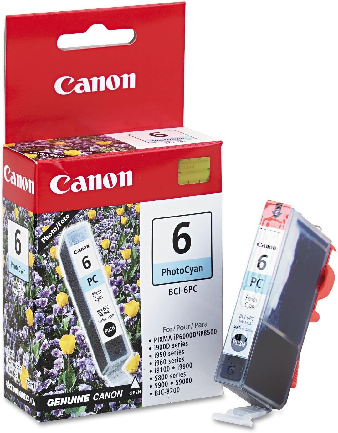 4709A003 Canon Cyan Ink Tank Photo MPN