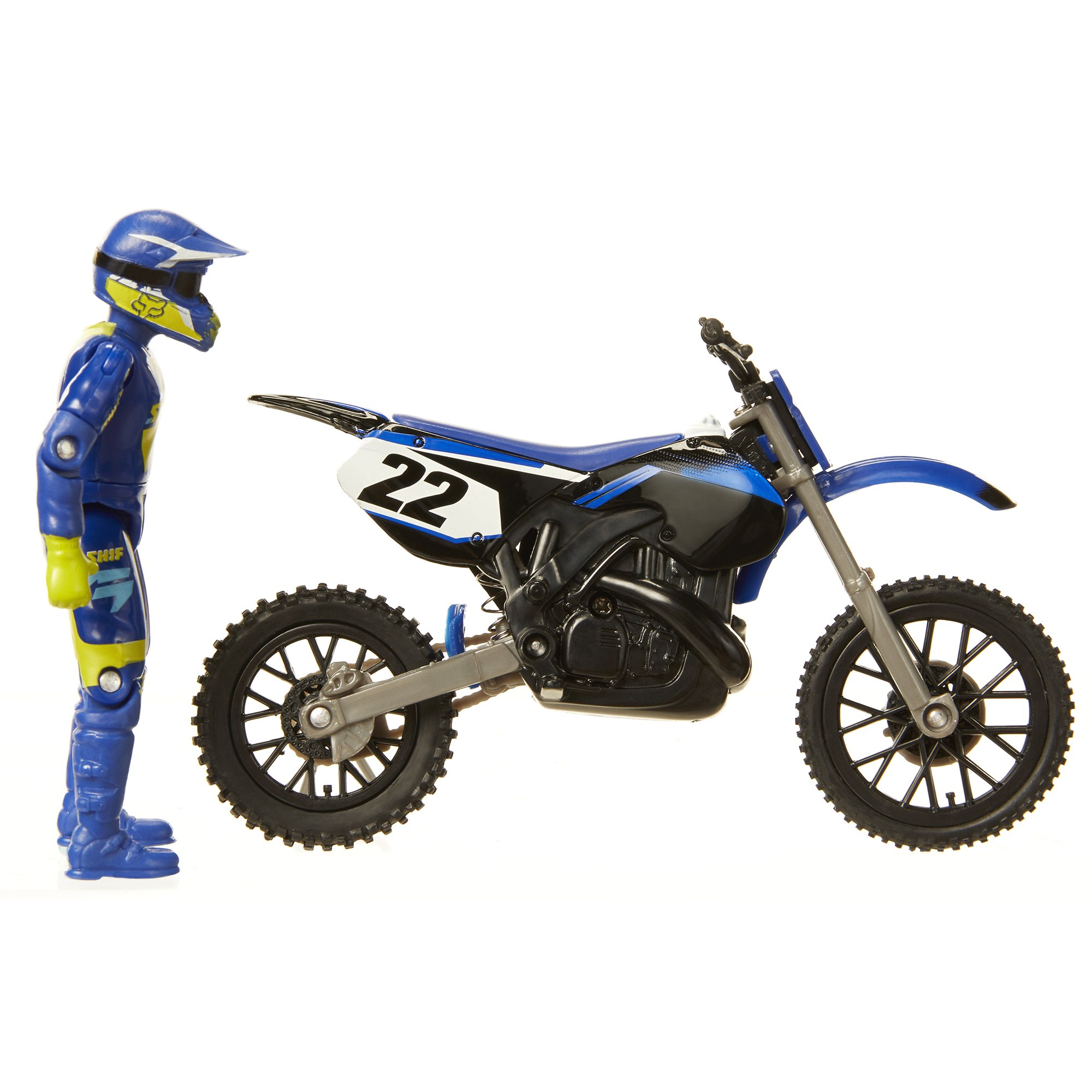 MXS Boys Chad Reed SFX Bike & Rider Set by MXS (Image #4)
