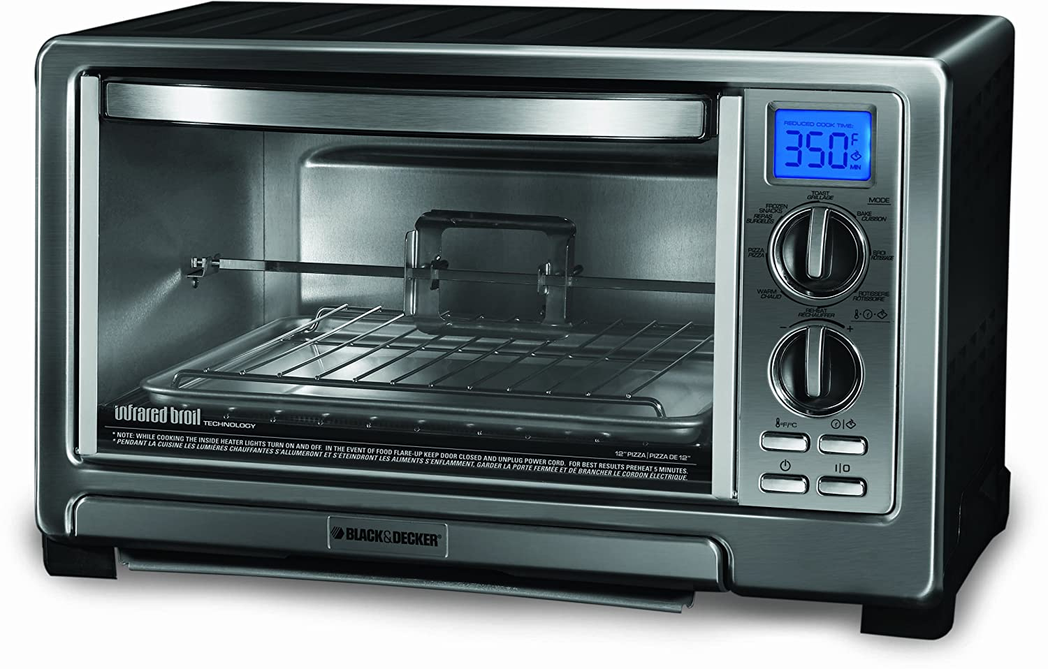 hero p ovens toaster oven infrared the smallest