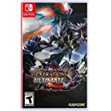 Monster Hunter Generations - Ultimate Edition - Nintendo Switch