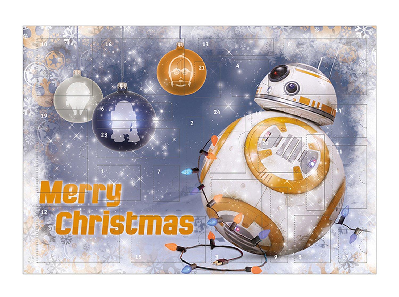 Undercover swbb8021–Calendario dell' Avvento di Star Wars