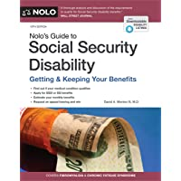 Image for Nolo's Guide to Social Security Disability: Getting & Keeping Your Benefits