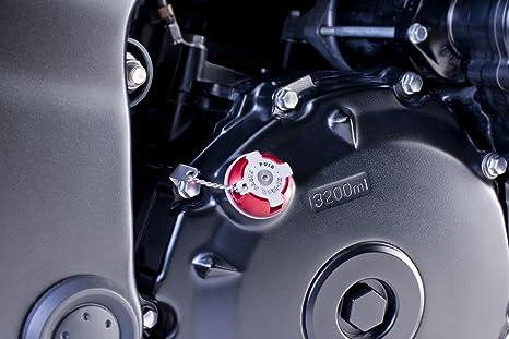 PUIG - 6157R : Tapon aceite carter HI-TECH aluminio