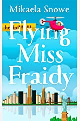 Flying Miss Fraidy: A Career Misfits Clean Romantic Comedy (Book 3) Kindle Edition