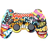 TPFOON Wireless PS3 Controller, Dual Vibration Sixaxis Gamepad Joystick für Sony PS3 PlayStation 3