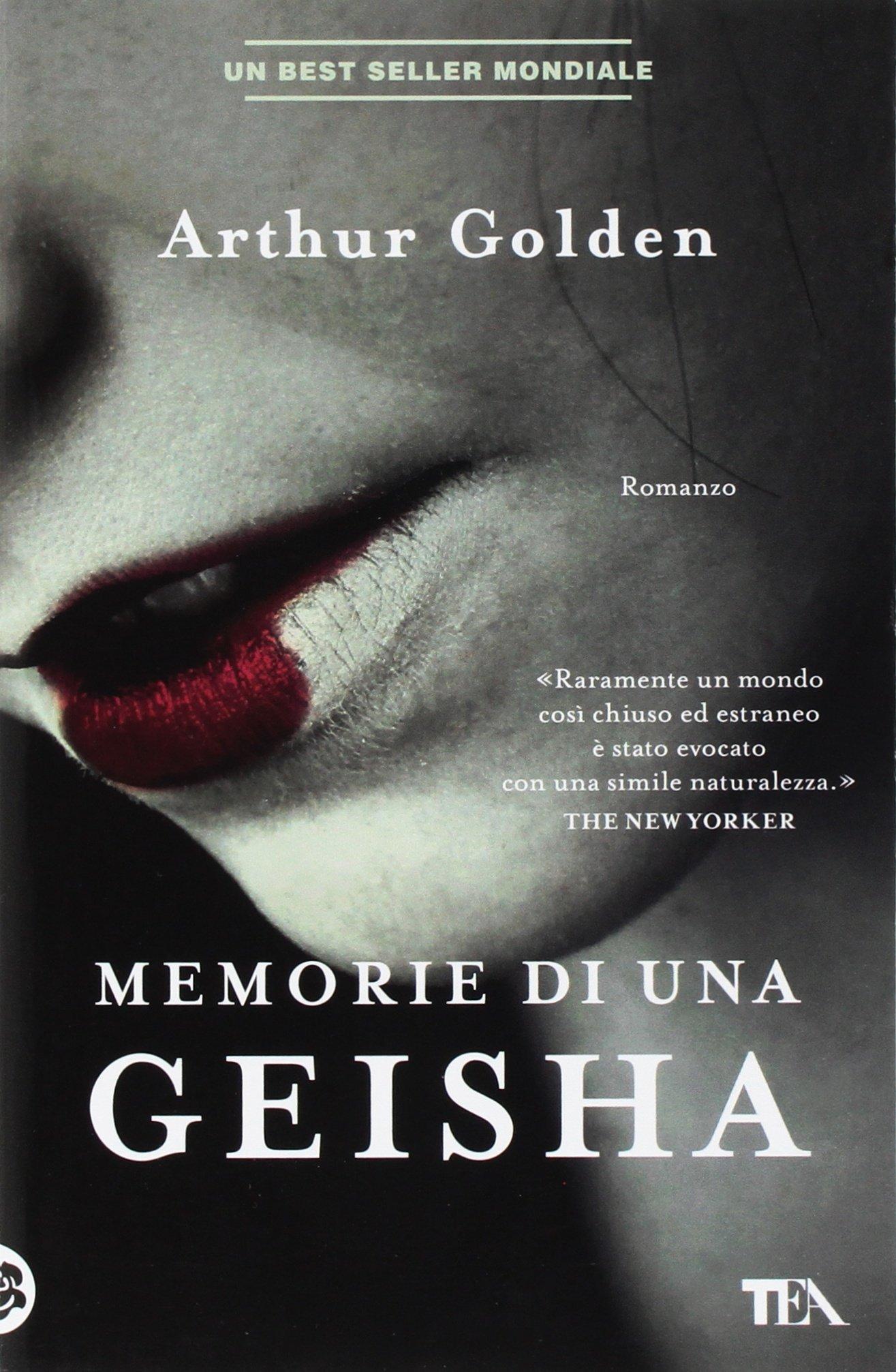Memorie DI UNA Geisha (Italian Edition): Arthur Golden ...