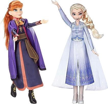 Disney Frozen Singing Elsa Cuddle Pillow