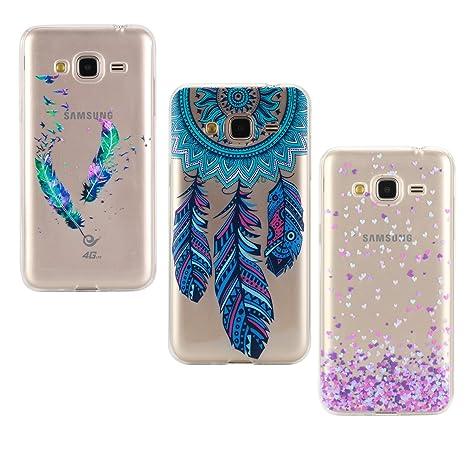 E-Mandala Funda Samsung Galaxy J5 2016 Dreamcatcher ...