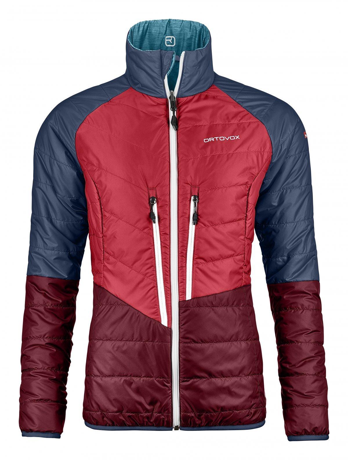Ortovox Women's Piz Bial Jacket Aqua Blend S