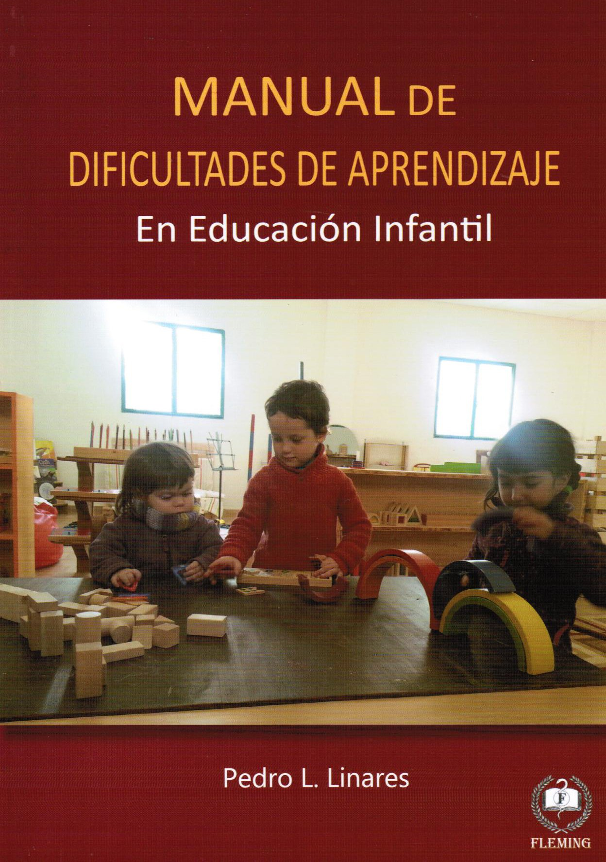 Manual de Dificultades de Aprendizaje en Educación Infantil ...
