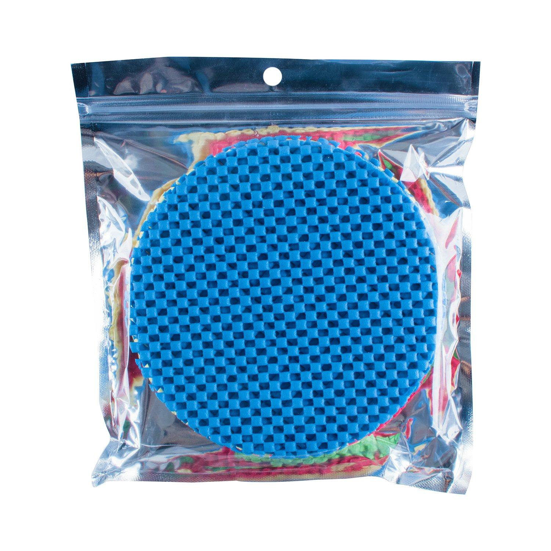 12 Pack Multi-Purpose Jar Gripper Pad Rounds Bottle Openers