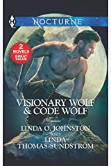 Visionary Wolf & Code Wolf: A 2-in-1 Collection (Harlequin Nocturne) Mass Market Paperback