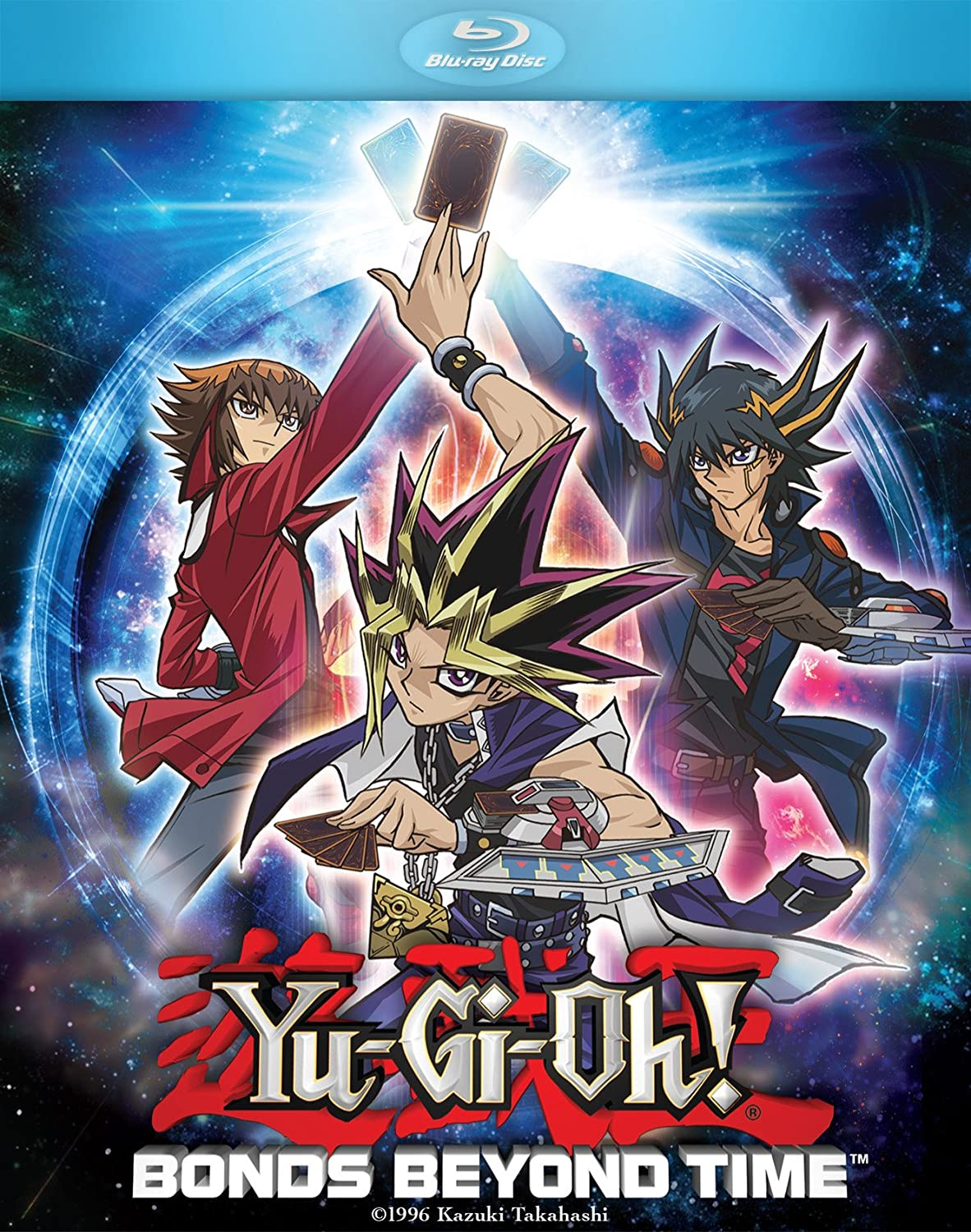 amazon com yu gi oh bonds beyond time blu ray none movies u0026 tv