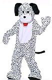 Forum Deluxe Plush Dog Mascot Dalmatian Costume