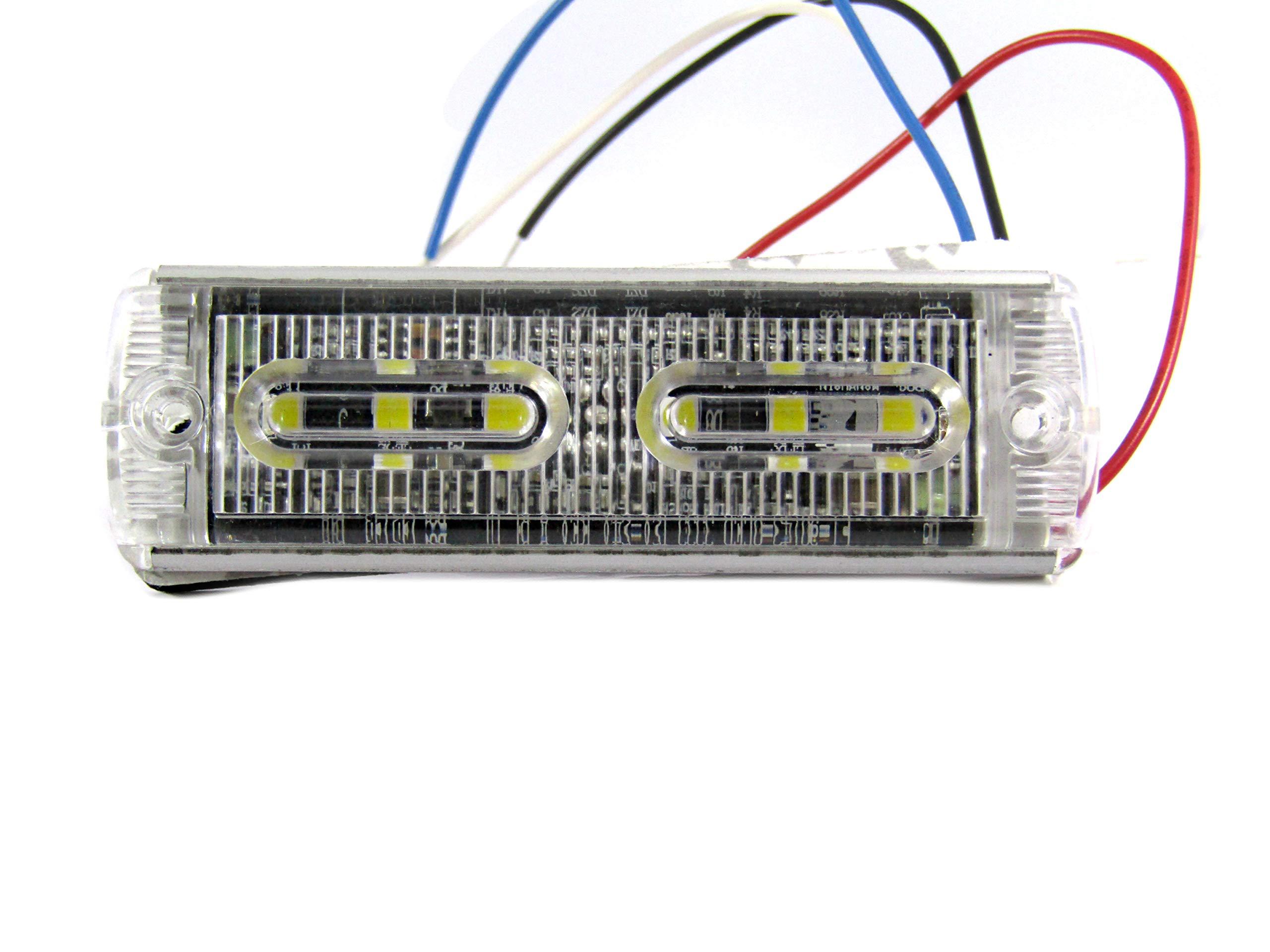 Kaper II L16-0242-W CLASS 1 WARNING LIGHT HEAD