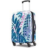 American Tourister Moonlight 21-Inch Hardside Spinner (Palm Trees)