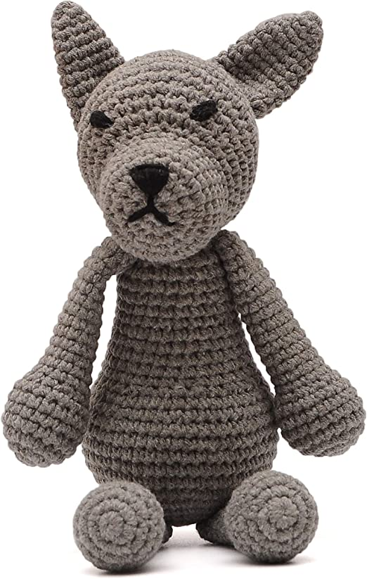 Cutest Amigurumi Crochet Dog Patterns | Crochet dog patterns ... | 823x522