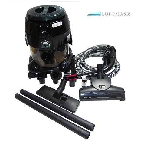 Sistema de limpieza de aire y habitación (con agua) NST con boquilla turbo Hyla