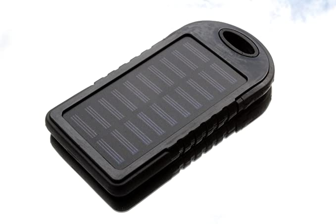 Amazon.com: Cargador Solar Resistente al Agua 30000mAh Banco ...