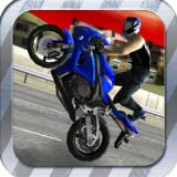 Adrenaline Crew motorcycle racing stunt game