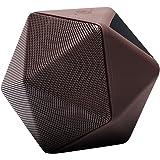 Binauric Boom Boom - Design Bluetooth Konferenz Lautsprecher by Mathieu Lehanneur [Sprachführung   3D-Mikrofon   Aufnahmegerät   15 Stunden Musik-Wiedergabe   kostenfreie App]