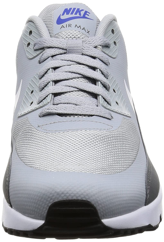 buy popular 15b43 0fb91 Nike Air Max Uptempo Fuse 360 Mens Basketball Shoes 555103-002 Cool Grey 8 M  US  Amazon.in  Shoes   Handbags