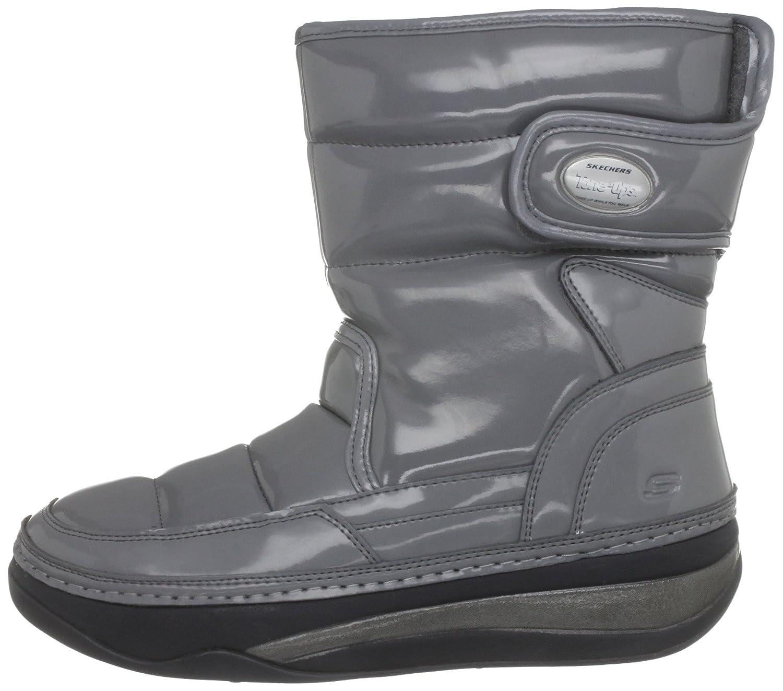 Stiefel Alpine Grau Leder Grau Black Friday