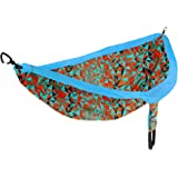 ENO Eagles Nest Outfitters - DoubleNest Print, Portable Hammock for Two