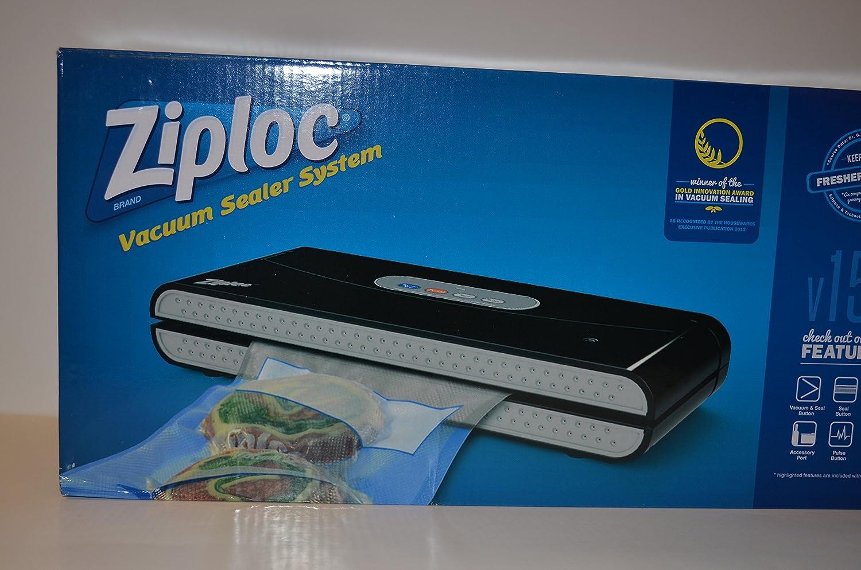 ziploc vacuum sealer machine