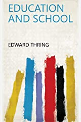 Education and School Kindle Edition