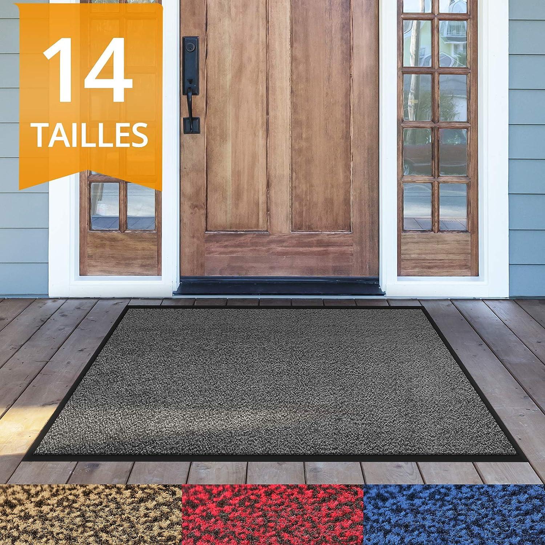 etm paillasson mouchet tr s absorbant tapis d 39 entr e. Black Bedroom Furniture Sets. Home Design Ideas