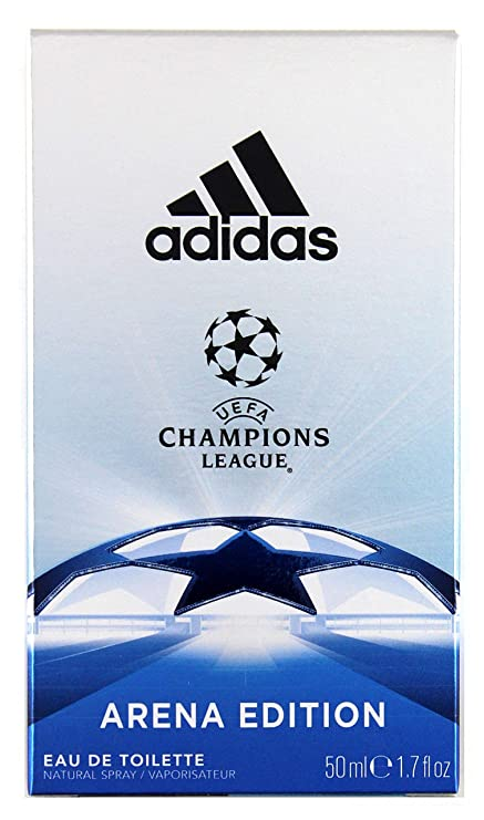 itBellezza 50 3 Uefa Man Adidas Edt MlAmazon cTKFJul13