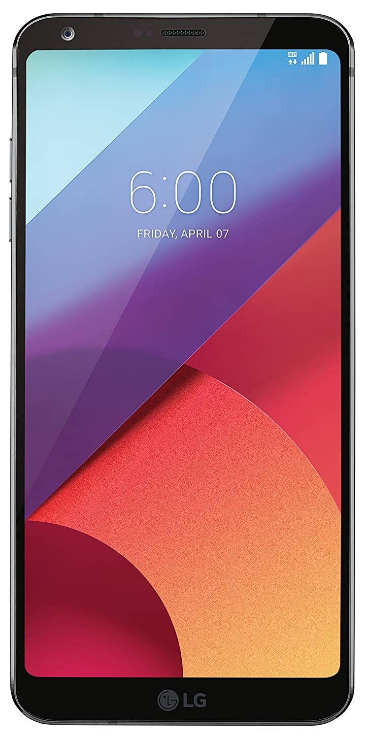 LG G6 H872 32GB T-Mobile Unlocked Android Phone - Black