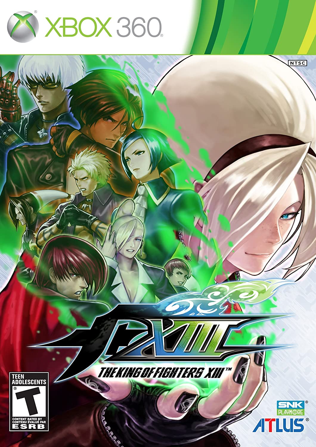 Amazoncom The King Of Fighters Xiii Xbox 360 Video Games