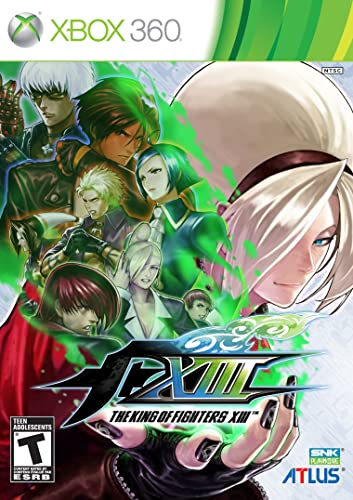 Amazon Com The King Of Fighters Xiii Xbox 360 Video Games