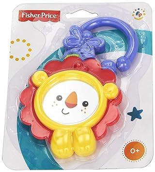 Fisher Price Infant - Mordedor con sonajero Leoncito: Amazon.es ...