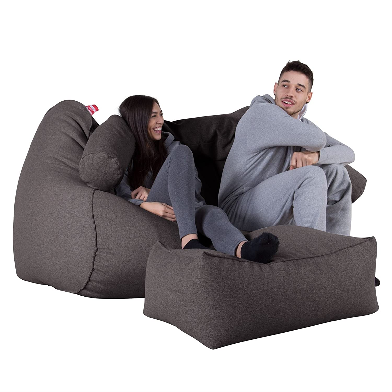 Lounge Pug®, Enorme Sofá/Puff Gigante, Lana de Interalli ...