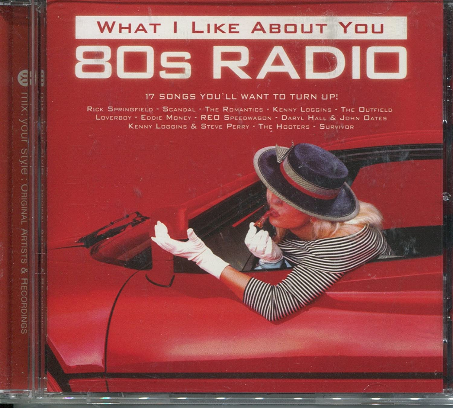 What I Like About You 80's Radio