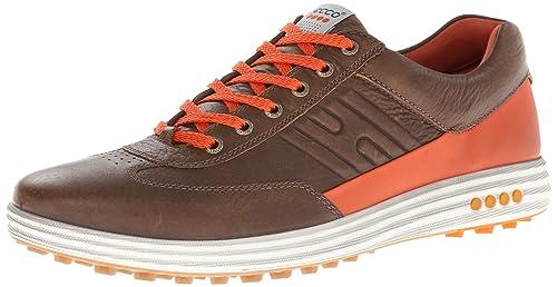 ECCO - Zapatos de golf para hombre  Amazon.es  Zapatos y complementos b1db1e9df1eb