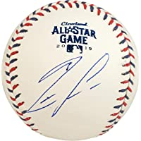 $179 » Ronald Acuna Jr. Autographed Official 2019 All-Star Game Baseball Atlanta Braves Beckett BAS Stock #178981